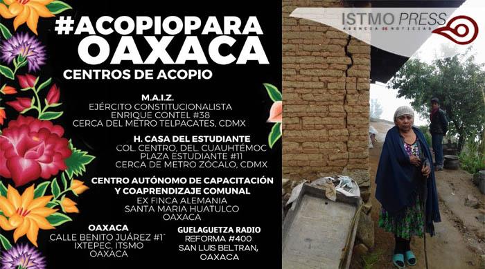 28 Jun Ayuda para Oaxaca4