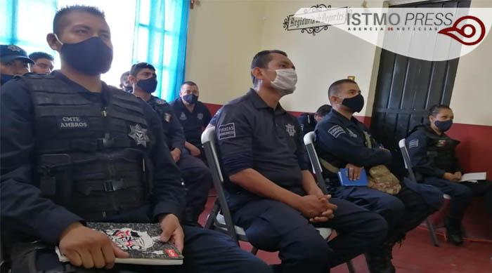09 Jul Capacitación policias SB