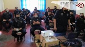 09 Jul Capacitación policias SB3