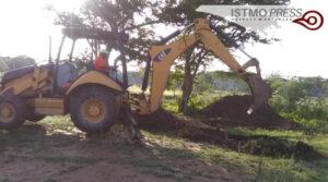 10 Jul Excavación de fosas Juchitán