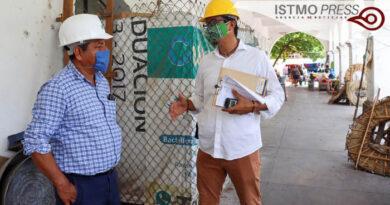 18 Jul Juchitán Realizan levantamiento arquitectónico5