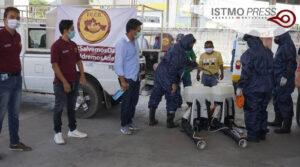 18 Jul Sanitiza FUCO mototaxis en Juchitán