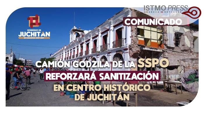 19 Jul Comunicado Juchitán