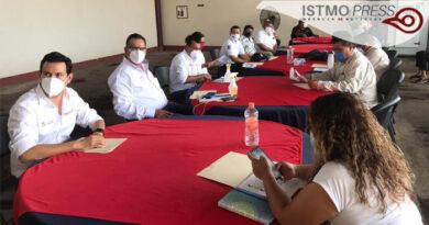 19 Jul estrategia contra COVID-19 en el Istmo de Tehuantepec