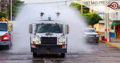 20 Jul uchitán con camión Godzila de la SSPO1