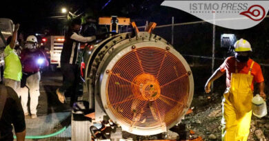 23 Jul Juchitán sigue desinfectando calles2