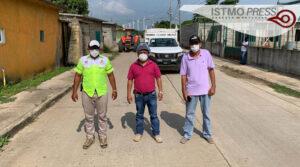 31 Jul Sanitizán La Venta Juchitán5