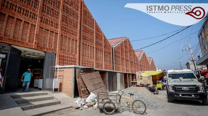 01 Ago Reabre mercado Juchitán