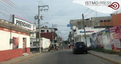 02 Ago tercera semana cierre de comercio Juchitán
