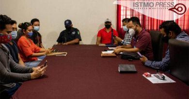 06 Ago Abrirán 30 porciento gimnacios Juchitán