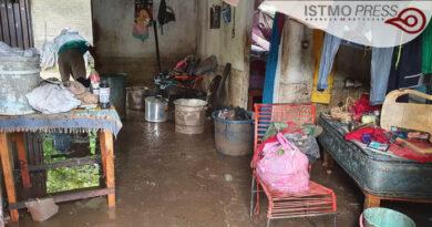 12 Ago viviendas afectadas por lluvias