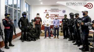 14 Ago Juchitán dotan equipo tactico2
