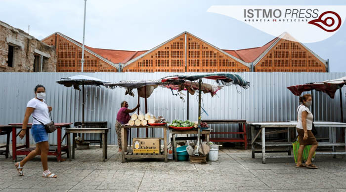 Mercado Juchitán