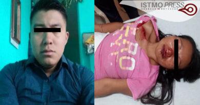 agresor de mujer mixe  en Oaxaca
