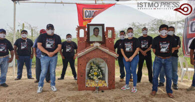 cuatro años asesinato de Rolando Vásquez