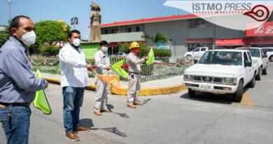 Campaña de nebulización Juchitán2
