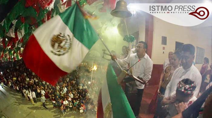 Grito Independencia San Blas