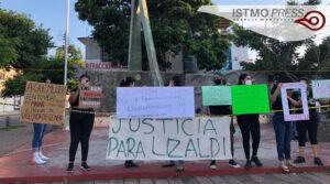 Justicia para Lizaldi