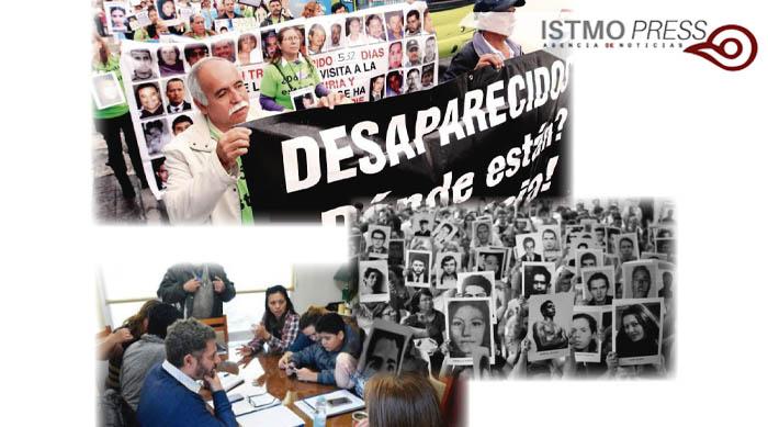 Ley desaparecidos en Oaxaca