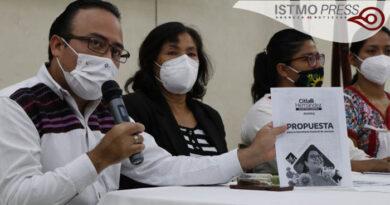 Presentan Comité Promotor en Oaxaca de Citlalli Hernández2