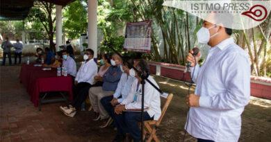 Salomón Jara ha sido la llave de Juchitán