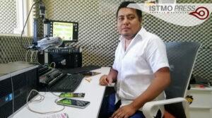 Williams Santiago Sánchez es locutor zapoteca1