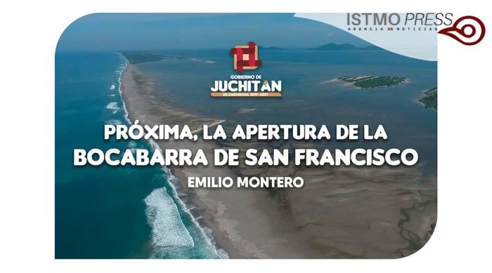 Apertura Boca Barra Juchitán
