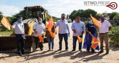 Baderazo de obra Juchitán