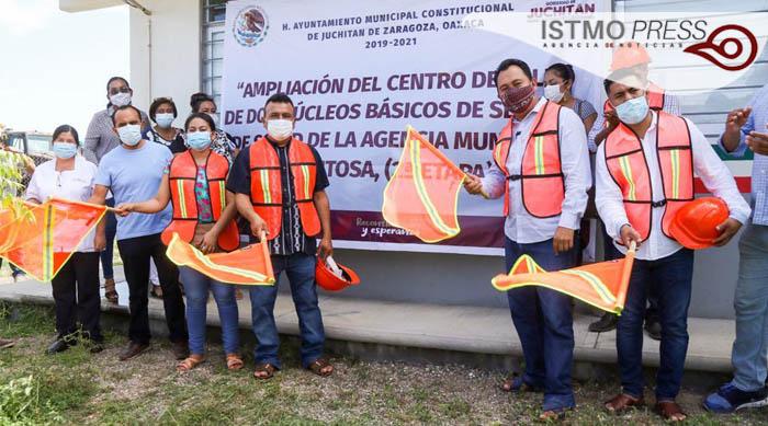 Centro de Salud de La ventosa2