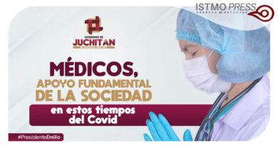Día del médico Juchitán