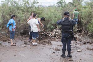 Foto 2. El 20 de julio del 2014 familias de personas desaparecidas encontraron cinco cuerpos en fosas clandestinas. Crédito_ Luis Brito