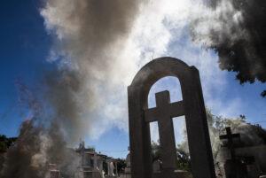 Foto 9. Las fiscalías, como la de Sinaloa, utiliza las morgues de funerarias para hacer necropsias por falta de instalaciones. Crédito_ Luis Brito