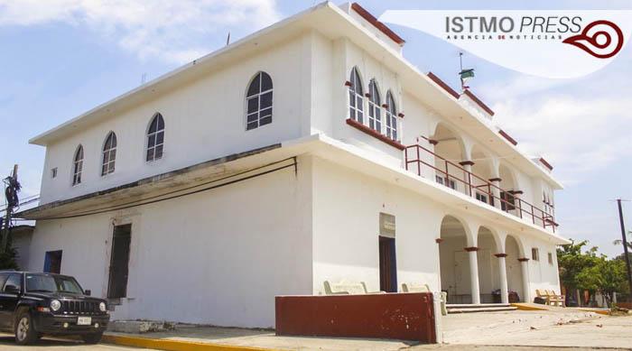 Inauguración edificio de la Agencia La venta