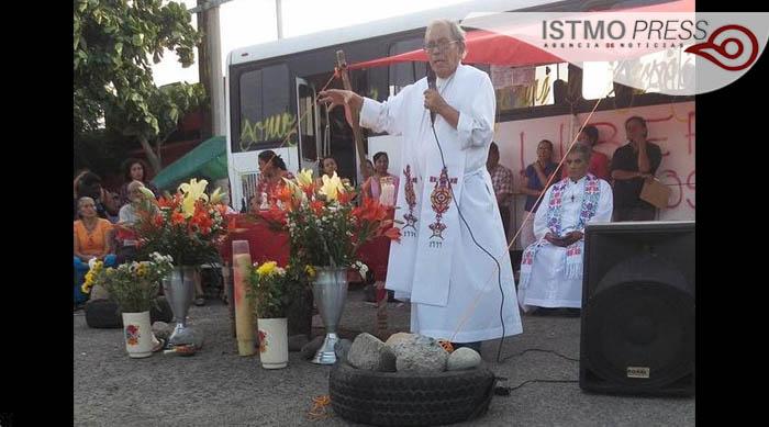 Obispo emerito Arturo Lona Reyes