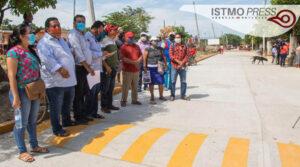 Pavimentación entrega Emilio Montero2