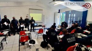 Profesionalización policías SB