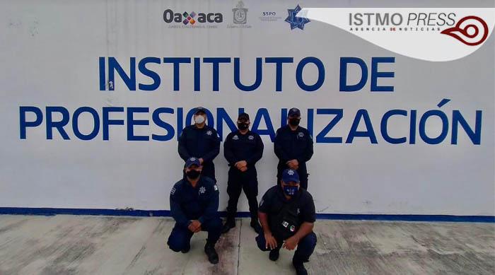 Profesionalización policías SB2