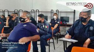 Profesionalización policías SB4