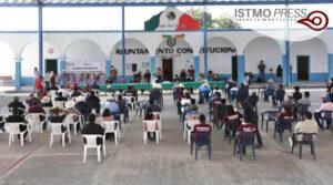 Salomón Jara recorre mixteca1
