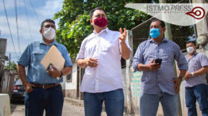 Vecinos de Juchitán drenaje colapsado1