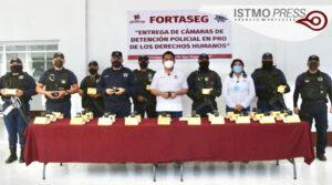 policía municipal Juchitán1