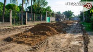 revestimiento de calles Juchitán2
