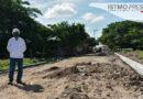 Construye Ayuntamiento bienestar para las y los juchitecos: director municipal de Obras Públicas