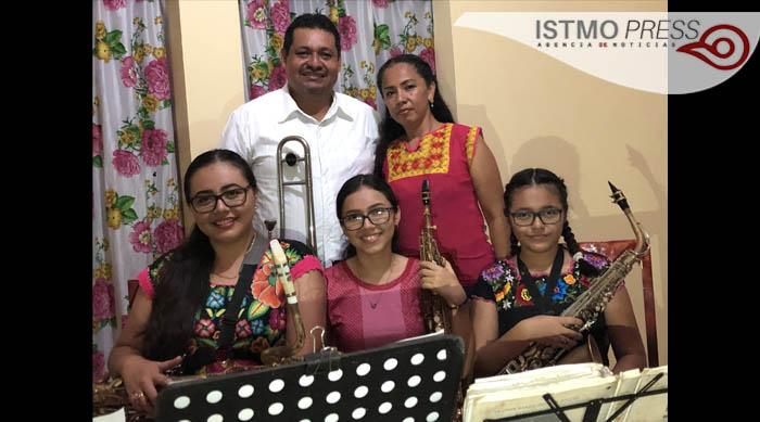 Familia Luis Martínez