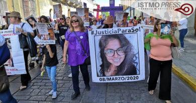 Justicias para Soledad Jarquín