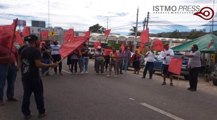 Manifestación sol rojo