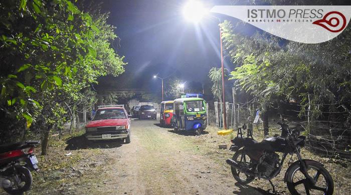 Mejoras en colonias y agencia Juchitán