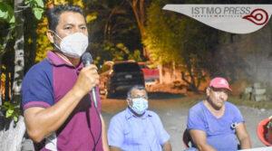 Mejoreas en colonias y agencias Juchitán1