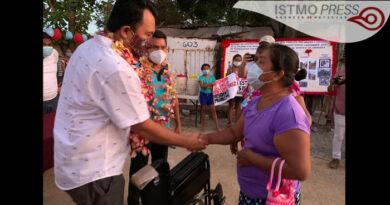 Política para servir Juchitán
