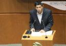 """""""Eliminar fuero a diputados, senadores y presidencia, golpe definitivo contra la corrupción"""", Salomón Jara Cruz"""